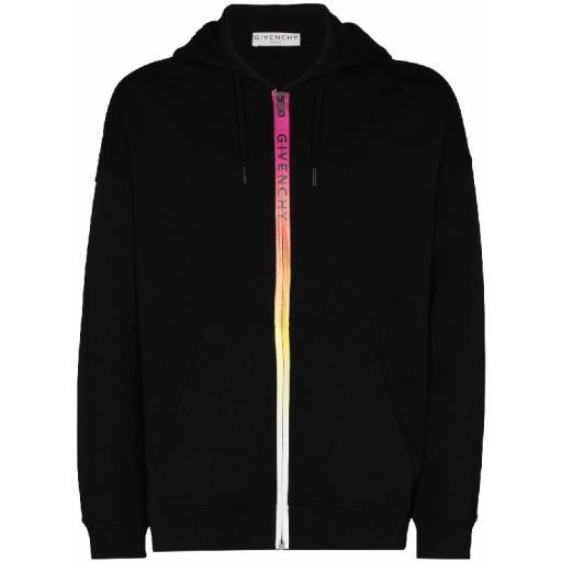 Givenchy Gradient Effect Logo Hoodie