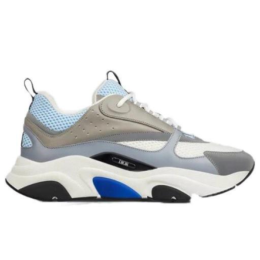 Dior B22 Baby Blue & Grey Sneaker