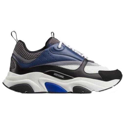Dior B22 White & Grey Sneaker